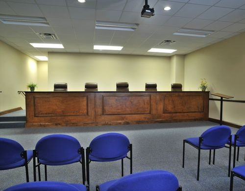 Lamar County Board of Education Administration Office ...